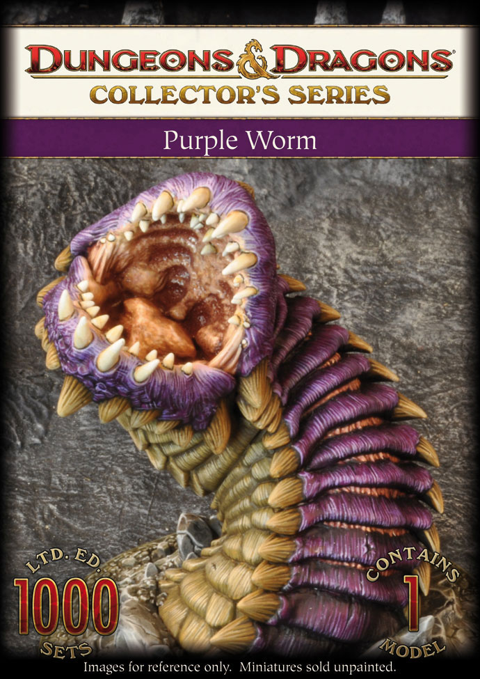 Purple Worm (71007)